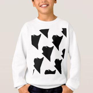 Katzen-Illustrations-T - Shirt