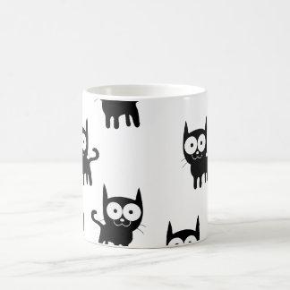 Katzen Kaffeetasse