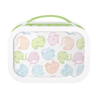 Katzen-Klecks-KatzenLunchbox Brotdose