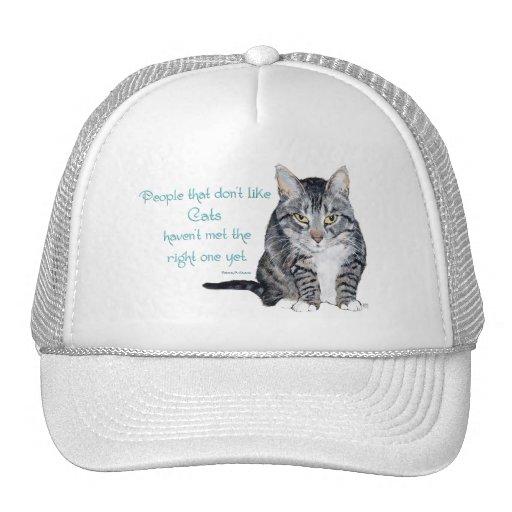 Katzen-Klugheit - Leute, die nicht Katzen mögen Netzkappen