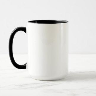 Katzen-Koffein-hohe Tasse