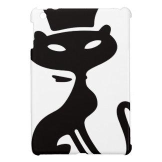 Katzen-König iPad Mini Hülle