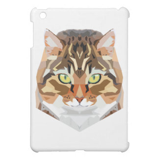 Katzen-Kunst iPad Mini Hüllen
