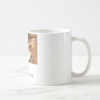 Katzen-Lächeln Kaffeetasse