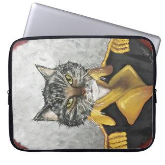 Katzen-Laptop-Hülse Laptopschutzhülle