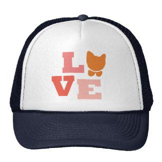 Katzen-Liebhaber-Geschenke Retrokultkappen