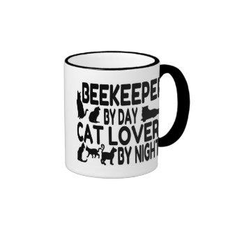 Katzen-Liebhaber-Imker Tee Haferl