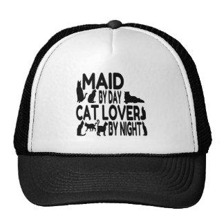 Katzen-Liebhaber-Mädchen Kappe