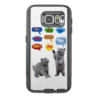 Katzen-Liebhaber, Otterbox Fall
