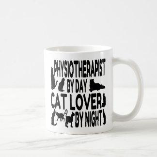 Katzen-Liebhaber-Physiotherapeut Kaffeetasse