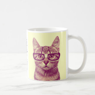 Katzen-Liebhaber sind die intelligentesten Leute! Tasse