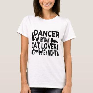 Katzen-Liebhaber-Tänzer T-Shirt