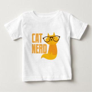 Katzen-Nerd Baby T-shirt