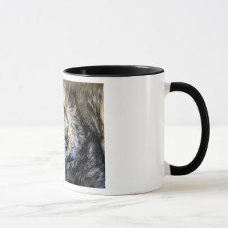 Katzen-Nickerchen-Tasse Tasse