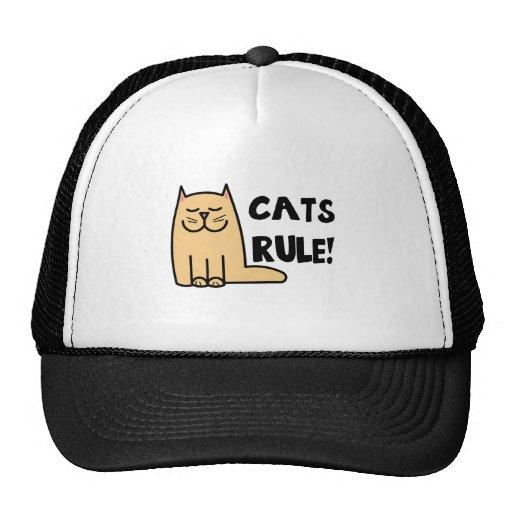 Katzen-Regel! Baseball Cap