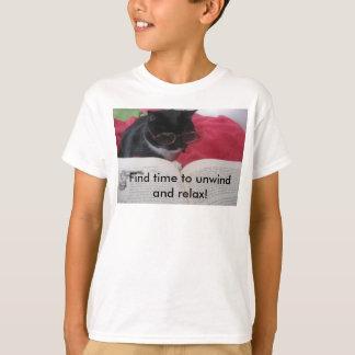 Katzen-Shirt T-Shirt