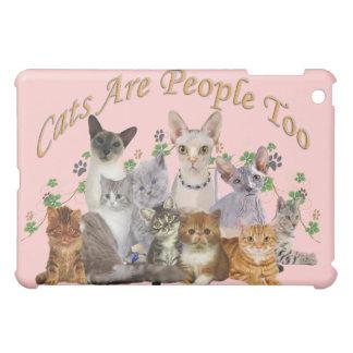 Katzen sind Leute auch IPAD FALL iPad Mini Hülle