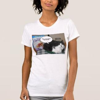 Katzen-Spaß/Getreide-Darm T-Shirt