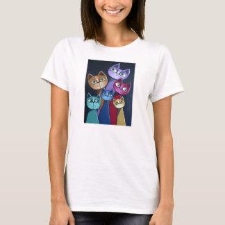 Katzen-T - Shirt