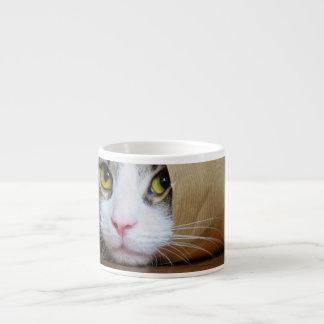 Katzen-Tasse Espressotasse