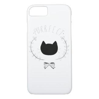 Katzen-Telefon-Kasten - alle Arten iPhone 8/7 Hülle