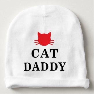Katzen-Vati-Baby-BaumwollBeanie Babymütze