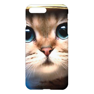 Katzenastronaut iPhone 7 Plus Hülle