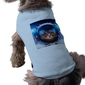Katzenastronaut - Katzen im Raum - Katzenraum Top