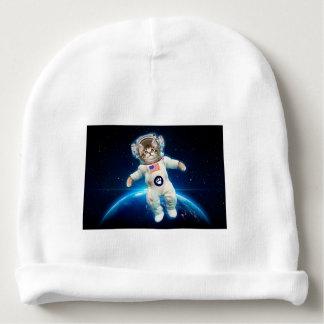 Katzenastronaut - Raumkatze - Katzenliebhaber Babymütze