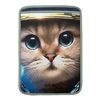 Katzenastronaut Sleeves Fürs MacBook Air