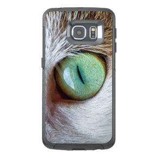 Katzenauge hypnotisierendes das grüne