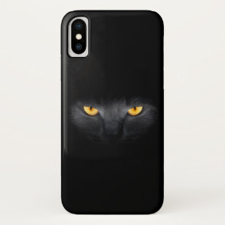 Katzenaugen iPhone X Fall iPhone X Hülle