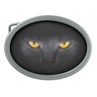 Katzenaugen-ovale Gürtelschnalle