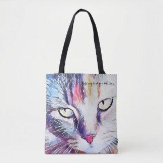 Katzenaugen-Taschentasche Tasche