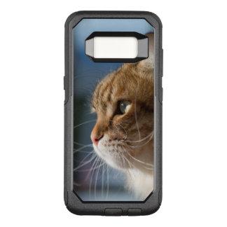 Katzenbärte in der Sonne OtterBox Commuter Samsung Galaxy S8 Hülle