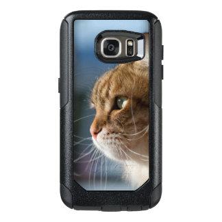 Katzenbärte in der Sonne OtterBox Samsung Galaxy S7 Hülle