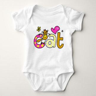 KatzenBody Baby Strampler