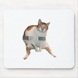 Katzeneinzelteil Mousepad