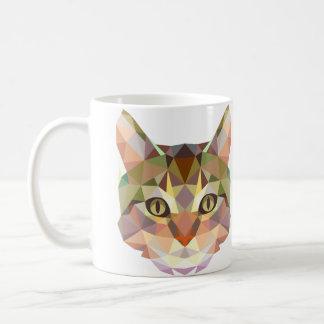 Katzenentwurfs-Tasse Kaffeetasse