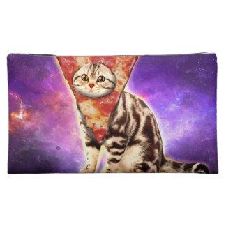 Katzenpizza - Katzenraum - Katze memes Cosmetic Bag