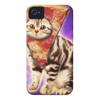 Katzenpizza - Katzenraum - Katze memes iPhone 4 Cover