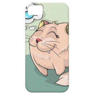 Katzentierfische, die niedliches Haustier denken Barely There iPhone 5 Hülle