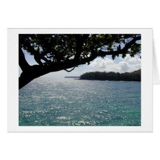 Kauai-Brise Karte