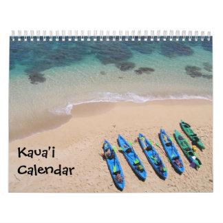 Kaua'i Kalender