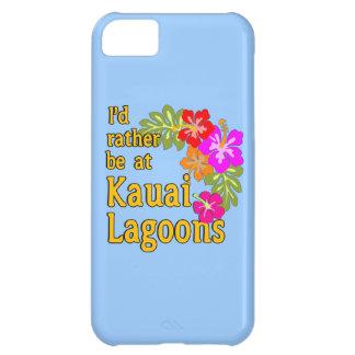 Kauai-Lagunen würde ich eher an Kauai-Lagune iPhone 5C Hülle