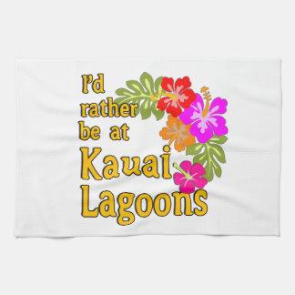 Kauai-Lagunen würde ich eher an Kauai-Lagune Hawai Küchenhandtuch