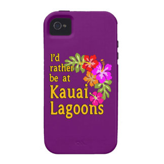 Kauai-Lagunen würde ich eher an Kauai-Lagune Hawai iPhone 4/4S Case