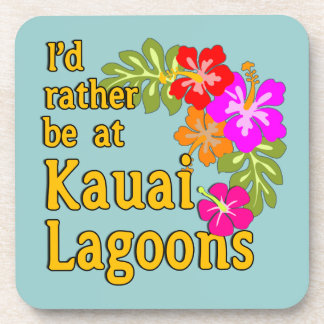 Kauai-Lagunen würde ich eher an Kauai-Lagune Hawai Getränk Untersetzer