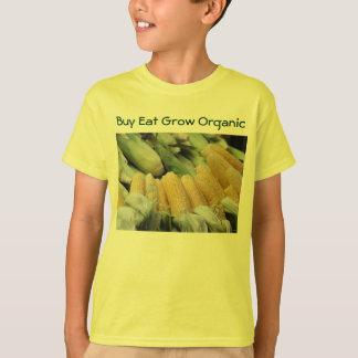 Kauf essen wachsen Bio KinderShirt T-Shirt