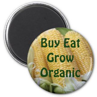 Kauf essen wachsen Bio Magneten Runder Magnet 5,1 Cm